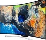 Bon Plan : la TV 4K Samsung UHD Incurvée 55
