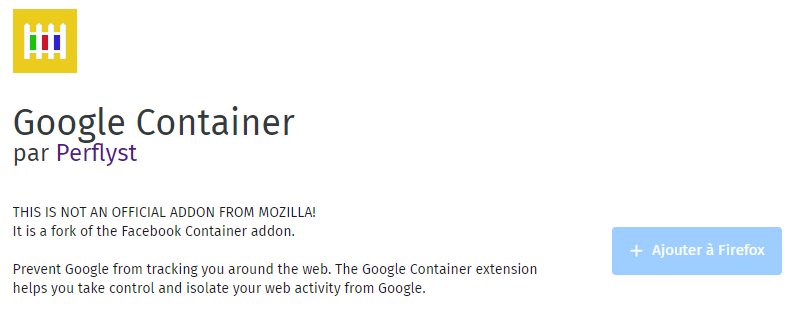 google container