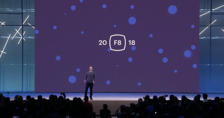 f8 2018 facebook