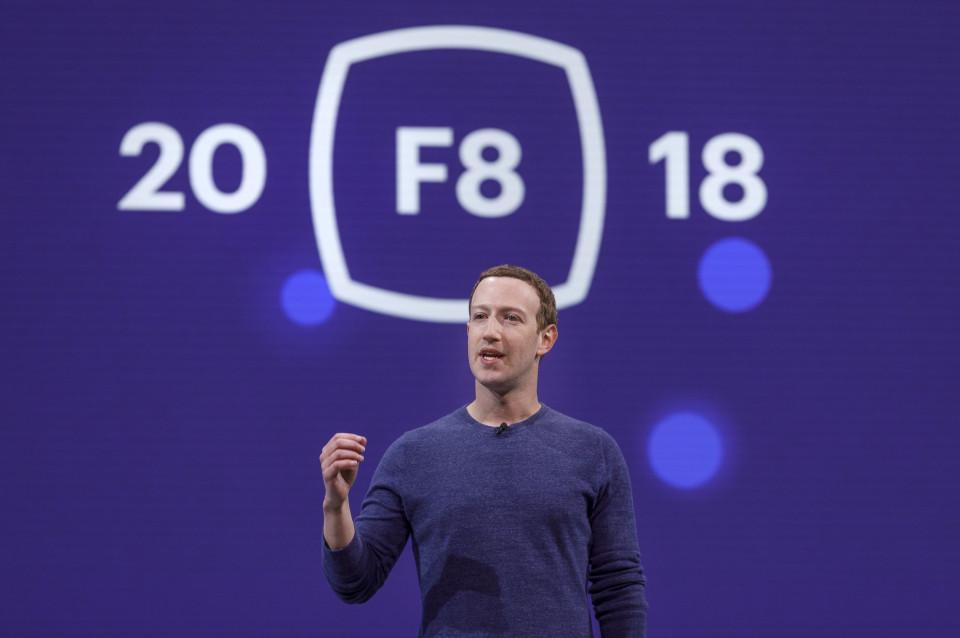 L'édition 2018 de la conférence F8