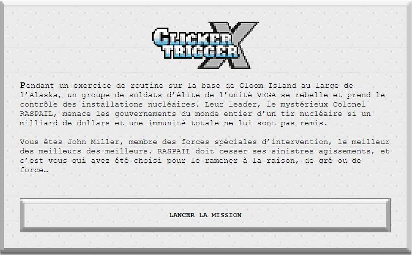 clic trigger