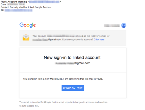 gmail burning umbrella