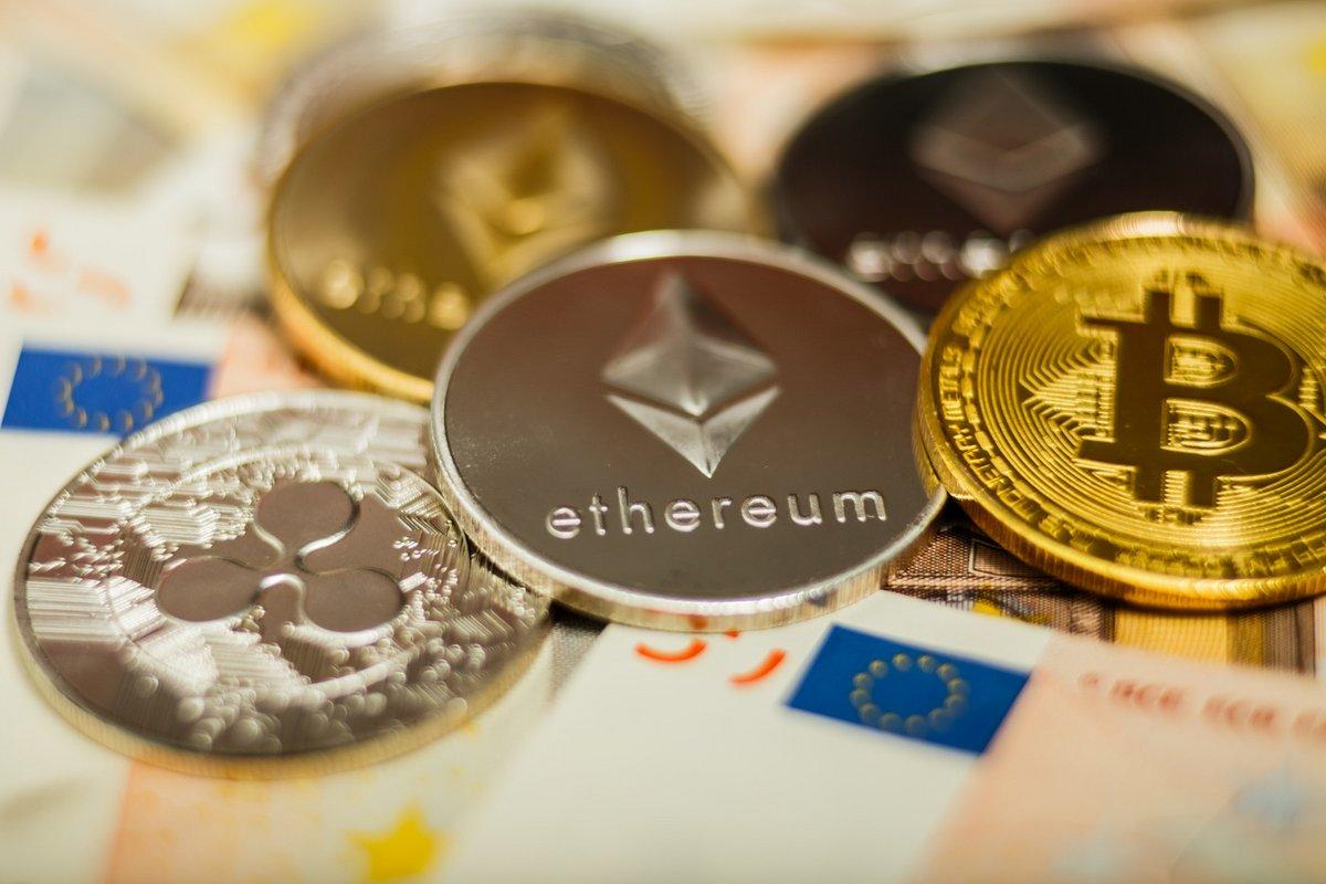 ethereum cryptomonnaie bitcoin fotolia