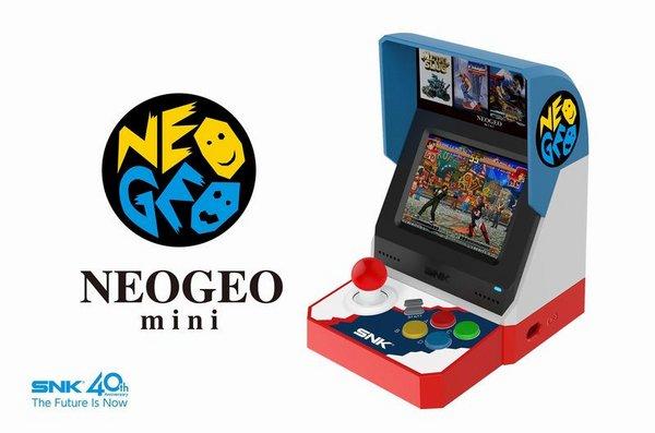 Neo Geo Mini