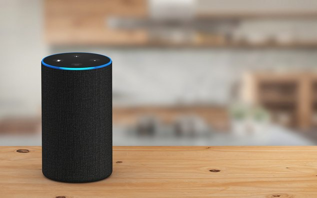 amazon alexa fotolia