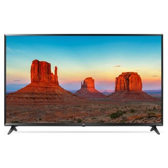 65UK6100Dolby Digital Plus 3 x Entrée HDMI 165 cm 65 pouces DTS 3840 x 2160 pixels Bluetooth LED TNT HD 3 HDMI 4K Ultra HD 1 x audio numerique optique 2 x Antenne 2 x USB 2.0 avec connexion Ethernet 1 x Entrée composite (RCA)