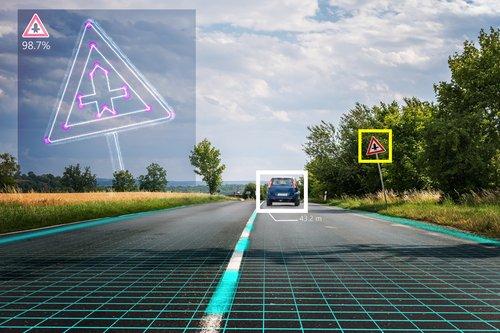 voiture autonome fotolia