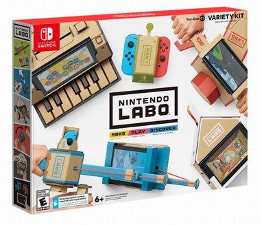 Nintendo Labo Multi KitLe multi kit