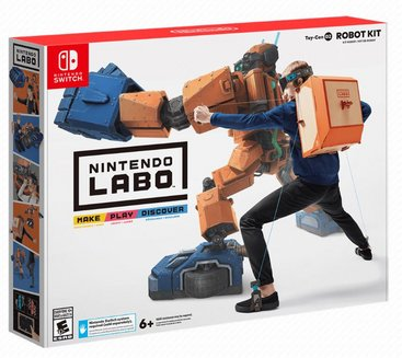 test nintendo labo un concept fun cr atif convivial mais ph m re. Black Bedroom Furniture Sets. Home Design Ideas