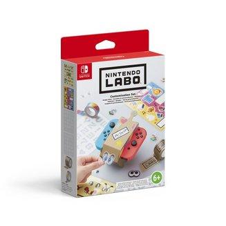 Nintendo Labo Ensemble de personnalisationL'ensemble de personnalisation