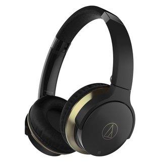 ATH-AR3BT - Noirsans fil 190 grammes Bluetooth 10 mètres 5 Hz à 35 KHz Jack 3,5 mm Supra-auriculaire NFC Noir