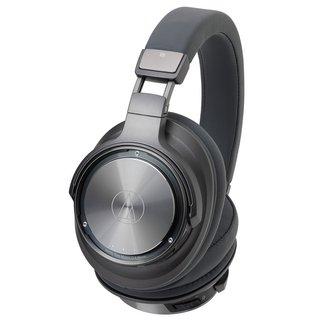 ATH-DSR9BTsans fil Noir Bluetooth 10 mètres 5 Hz à 45 KHz NFC 310 grammes Mini USB Circum-auriculaire 38 Ohm