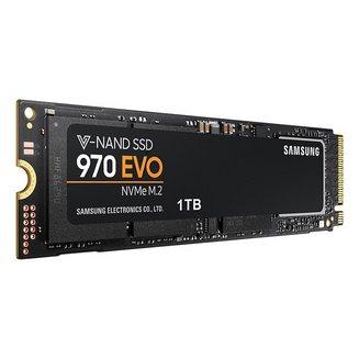 Serie 970 EVO NVMe M.2 - 1 To PCI-Express 4x (MZ-V7E1T0BW)1 To Interne SSD PCI Express 4x 5 an(s)