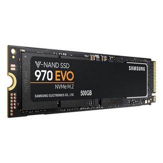 Serie 970 EVO NVMe M.2 - 500 Go PCI-Express 4x (MZ-V7E500BW)500 Go Interne SSD PCI Express 4x 5 an(s)