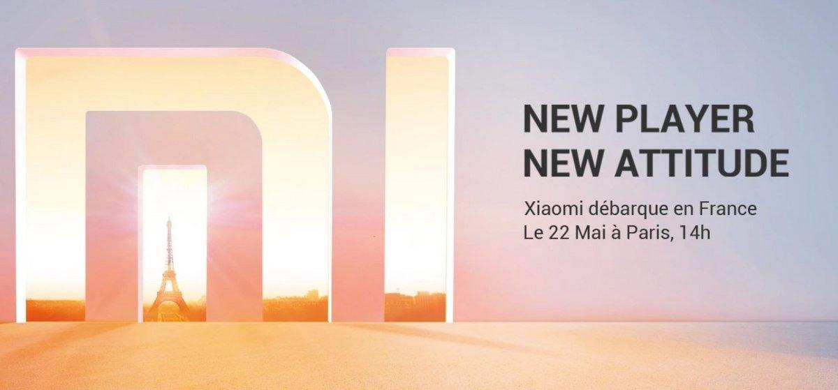 Xiaomi Paris