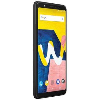 View Lite 4G - 16 Go - NoirMonobloc Edge avec flash 3G avec autofocus avec GPS avec écran tactile 16 Go avec WiFi 3G+ 3G++ Android avec APN 13 Mpixels 1,5 GHz 4G LTE Smartphone Double SIM Bluetooth 4.2 2 Go Avec Radio FM 147 g Barre microSD, jusqu'à 128 Go HSDPA HSUPA avec zoom numérique Mediatek MT6739 Quad-core View Lite 5,45 pouces Noir