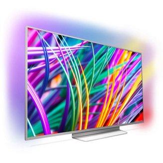 55PUS830316/9 TV LED WiFi 55 pouces 140 cm Non Tuner Satellite DVB-S 3840 x 2160 pixels TNT HD TNT 4 x Entrée HDMI 1 x Entrée vidéo composante 4K UHD RJ45 USB 2.0 Tuner analogique Sortie audio numérique optique USB 3.0 Tuner TV Cable numérique (DVB-C) Tuner Satellite numérique (DVB-S2)