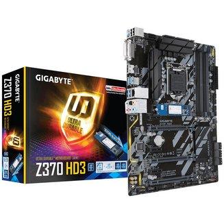 Z370 HD3-OPATX 4 Oui Oui 3 x PCI Express x1 64 Go 1 x PCI Express 3.0 x16 0 1 5 10 4 Serial ATA III Intel Realtek 6 6 2 Intel Socket 1151 8 DDR4 ALC892 Intel I219V Intel Z270 Express 2 X PCI Express 3.0 x16 (4x)
