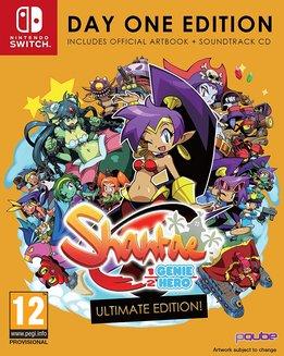 Shantae : Half-Genie Hero