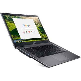 Chromebook 14 CP5-471-596L14 pouces 1920 x 1080 8 Go Intel Core i5 Dual-core (2-Core) Oui 16:9 Intel Core i5 6200U Intel HD Graphics 520 3 Cellules 1,45 kg 2 an(s) Chromebook Chrome OS Bluetooth 4.0 32 Go