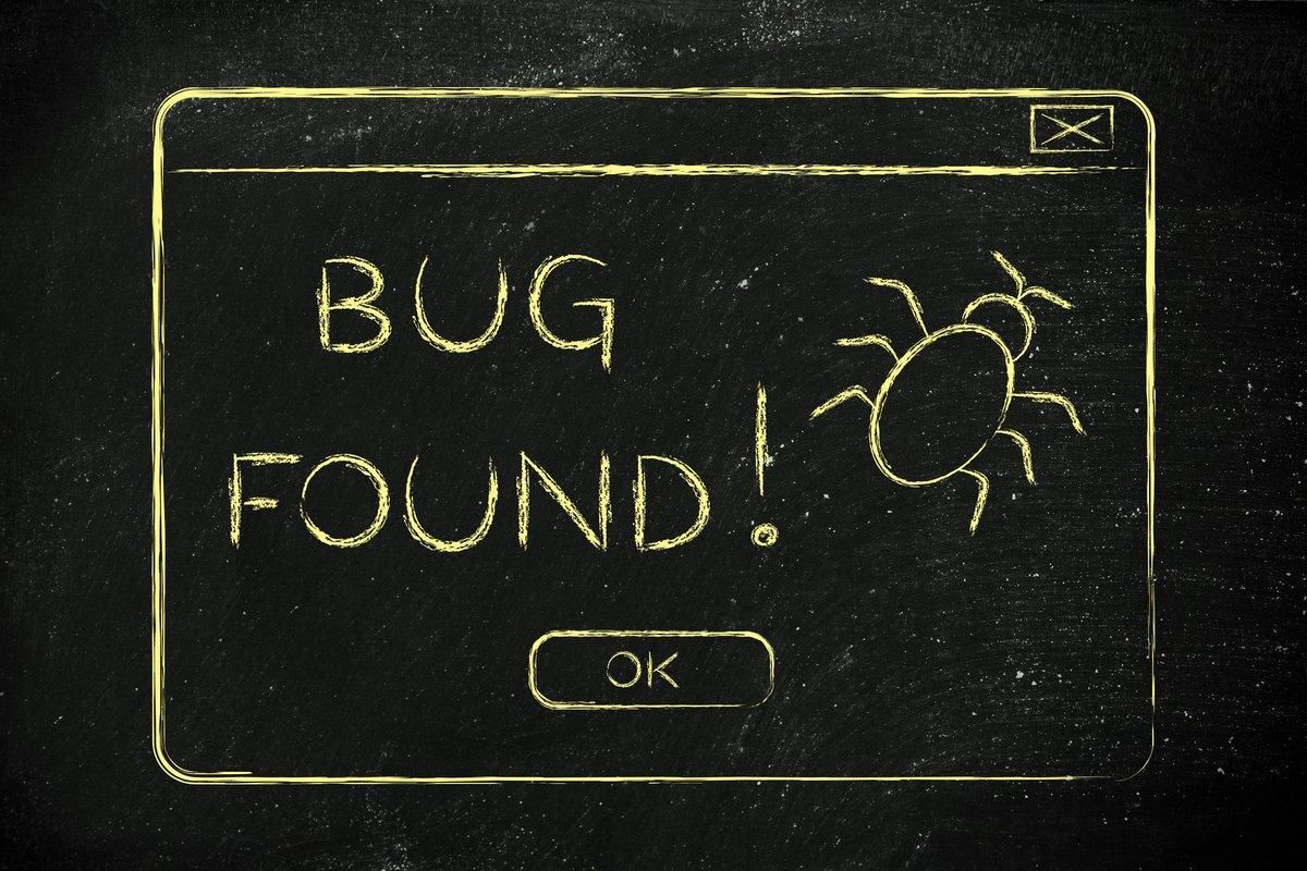 Fotolia bug windows