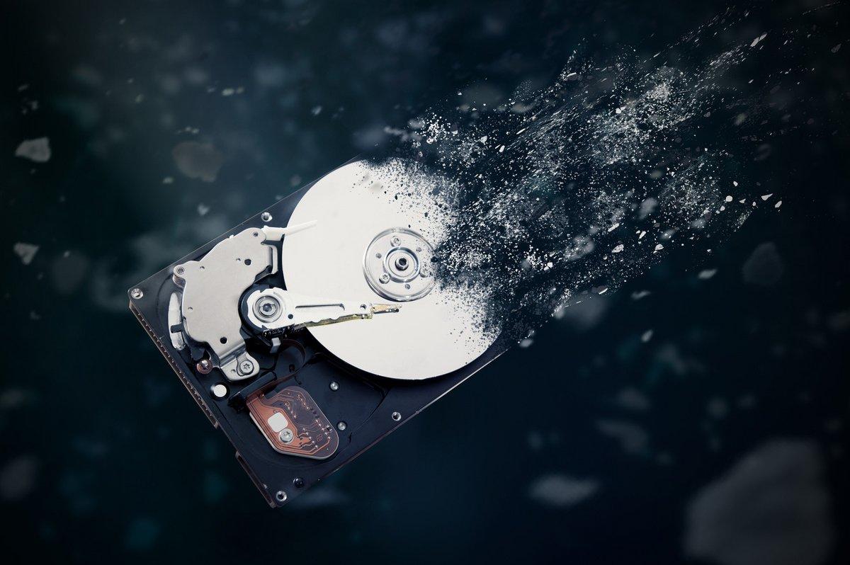 Fotolia HDD disque dur