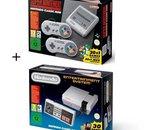 Bon Plan : la Super NES + la Classic Mini NES pour 129.99 euros