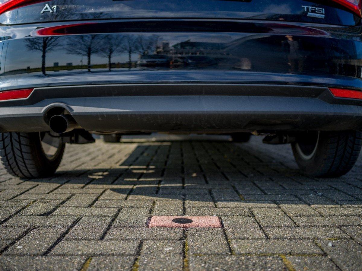 détecteur de place de stationnement