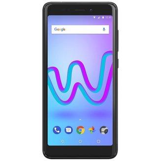 Jerry 3 - AnthraciteMonobloc Edge avec flash 3G avec autofocus avec GPS avec écran tactile 16 Go avec WiFi 3G+ 3G++ Android 1 Go Bluetooth 4.0 Smartphone Double SIM 1,3 GHz USB 2.0 Barre micro-USB MicroSD jusqu'à 64Go avec APN 5 Mpixels HSDPA HSUPA HSPA+ 5,45 pouces avec Zoom numérique 4x Jerry 3 Cortex A53 Quad-core Anthracite