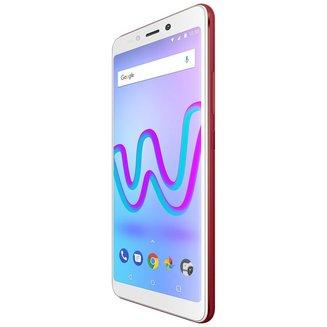 Jerry 3 - Rouge ceriseMonobloc Edge avec flash 3G avec autofocus avec GPS avec écran tactile 16 Go avec WiFi 3G+ 3G++ Android 1 Go Bluetooth 4.0 Smartphone Double SIM 1,3 GHz USB 2.0 Barre micro-USB MicroSD jusqu'à 64Go avec APN 5 Mpixels HSDPA HSUPA HSPA+ 5,45 pouces avec Zoom numérique 4x Jerry 3 Cortex A53 Quad-core Rouge Cerise