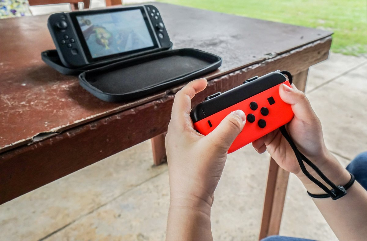 Fotolia Nintendo Switch