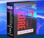 I7-8086K : un processeur Intel monstrueux pour les 40 ans du 8086