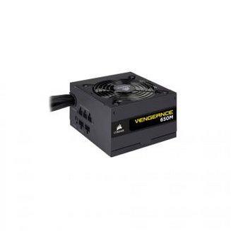Vengeance 650M - 650W85% 650 Watts 5 an(s) 80PLUS Alimentation ATX avec ventilateur Semi-Modulaire De 600 à 699 Watts