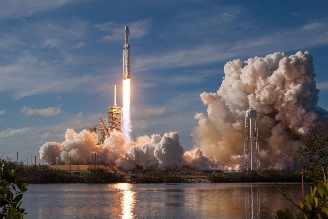 Falcon Heavy © SpaceX