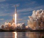 Suivez en direct le lancement du lanceur Falcon Heavy pour sa mission STP-2