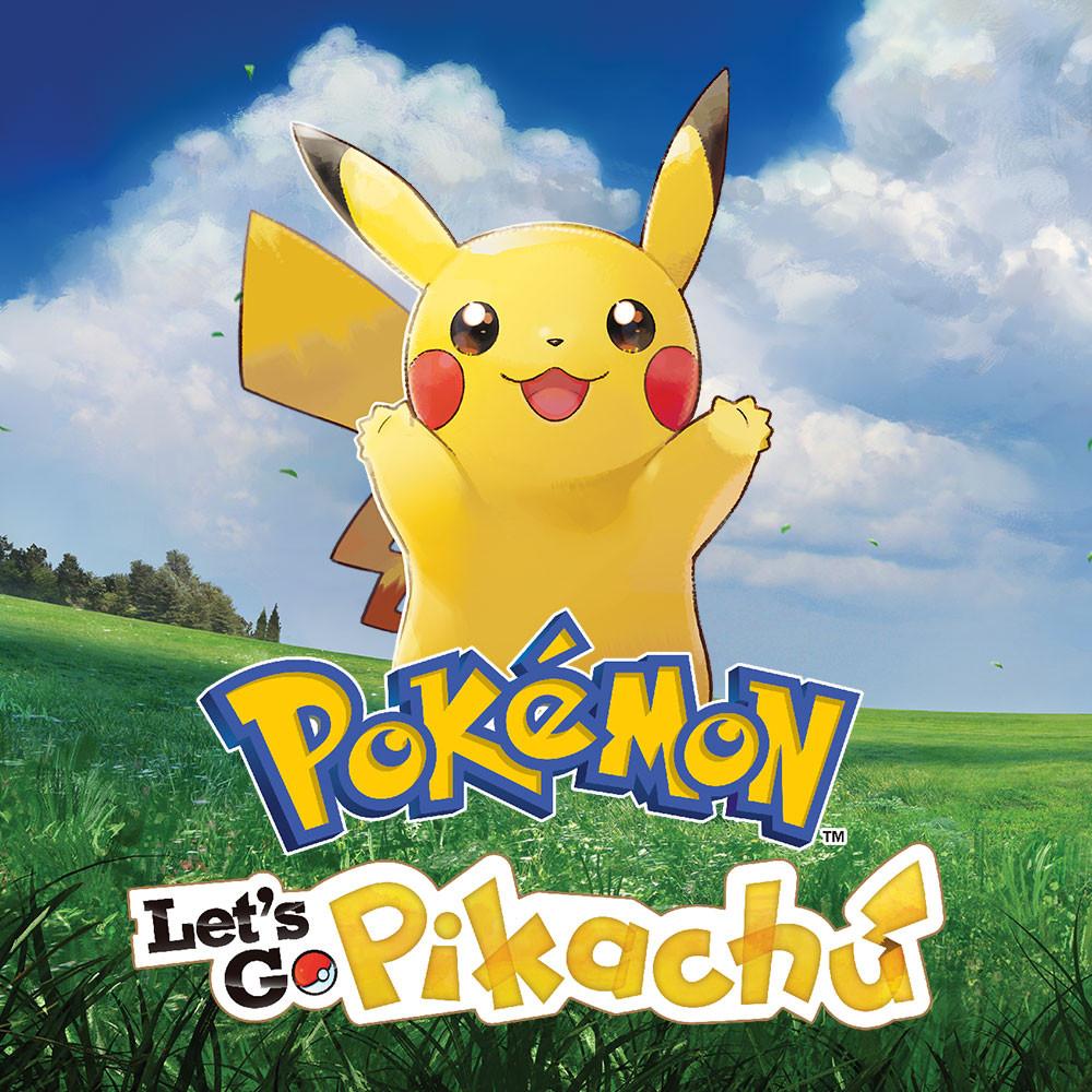 Pokémon Let's Go Pikatchu © © Nintendo