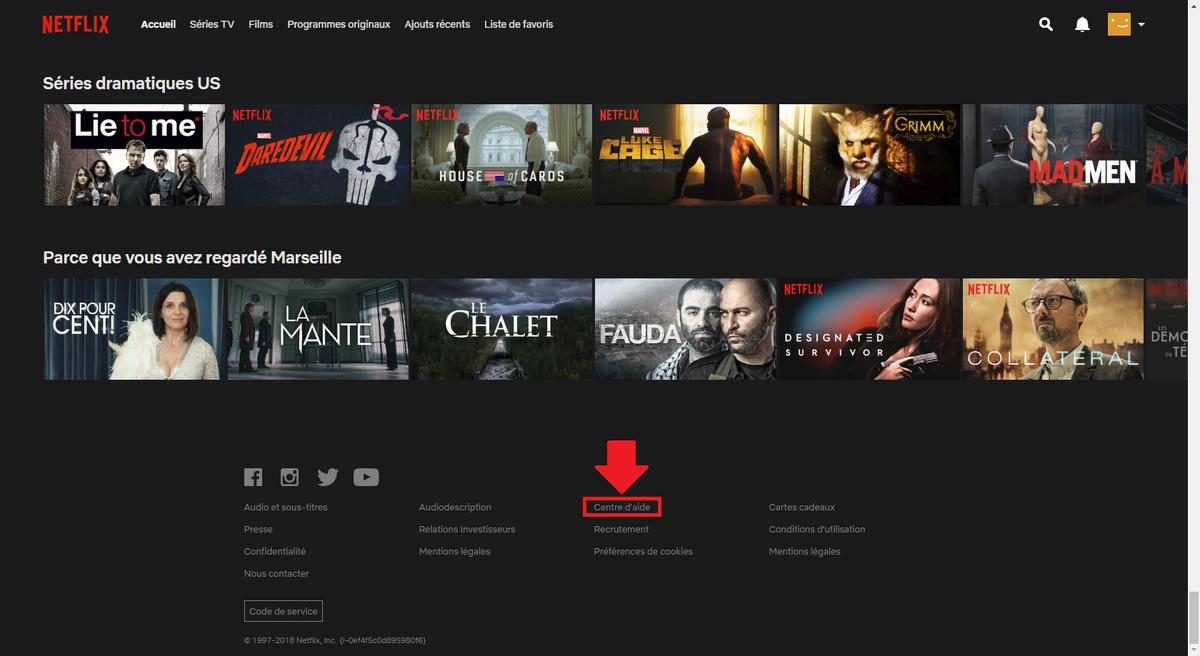 Netflix Tuto Demande Film