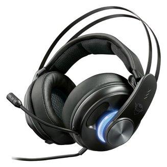 GXT 383 Dion - Noirfilaire 20 Hz à 20 KHz Noir Jack 3,5 mm Fermé Circum-aural