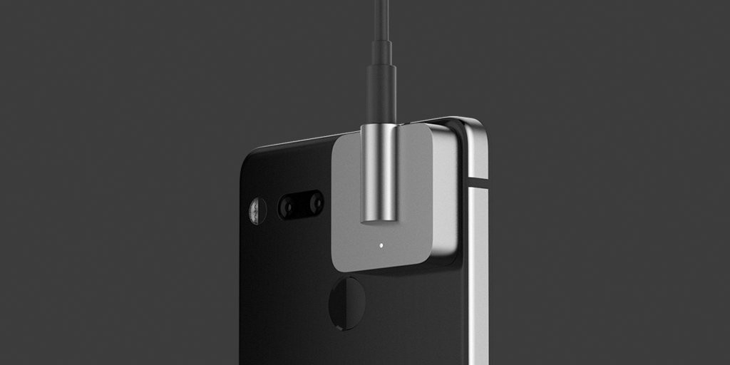 Essential Phone adaptateur jack