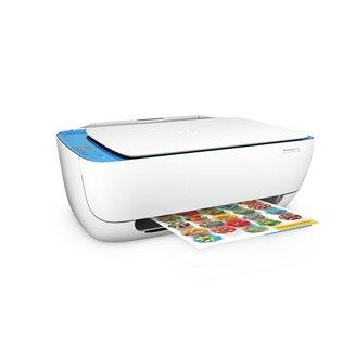 DeskJet 3639A4 multifonctions 20 ppm en noir et blanc 16 ppm en couleurs sans fax WiFi USB 2.0 4800 x 1200 dpi 1200 x 1200 dpi Jet d'Encre Couleur Multifonction