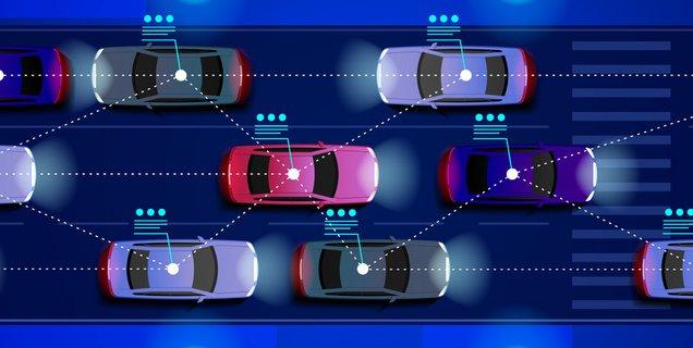 La Chine veut tracer chaque voiture à l'aide d'une puce RFID dès 2019