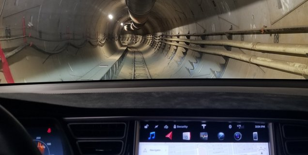The Boring Company continue ses projets d'expansion à Las Vegas