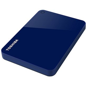 Canvio Advance - 2 To Bleu USB 3.0 (HDTC920EL3AA)Externe USB 3.0 2 To Mac PC 2 an(s)