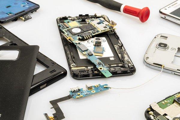 pixabay réparation smartphone