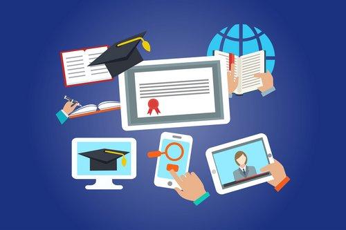 formation en ligne pixabay