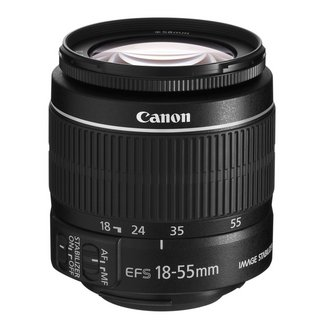 EF-S 18-55mm F/3.5-5.6 IS IICompatible Canon 55mm 18 mm Zoom F/3.5 à F/5.6