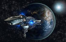 espace vaisseau