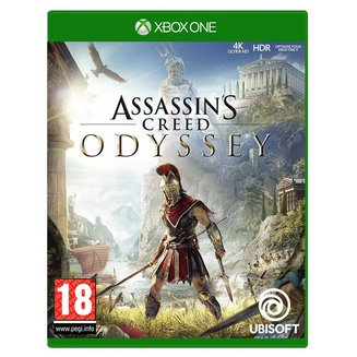 Assassin's Creed Odyssey sur Xbox OneXbox One