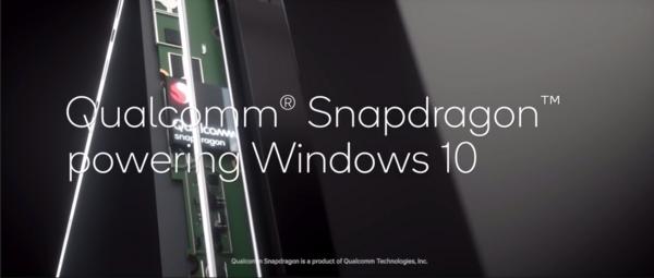 qualcomm snapdragon x windows 10 arm x always connected pc