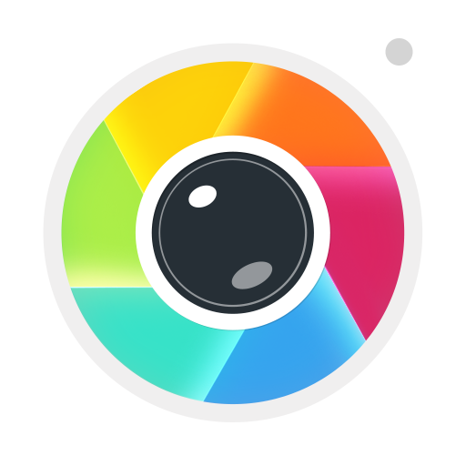 candy selfie appareil filtre